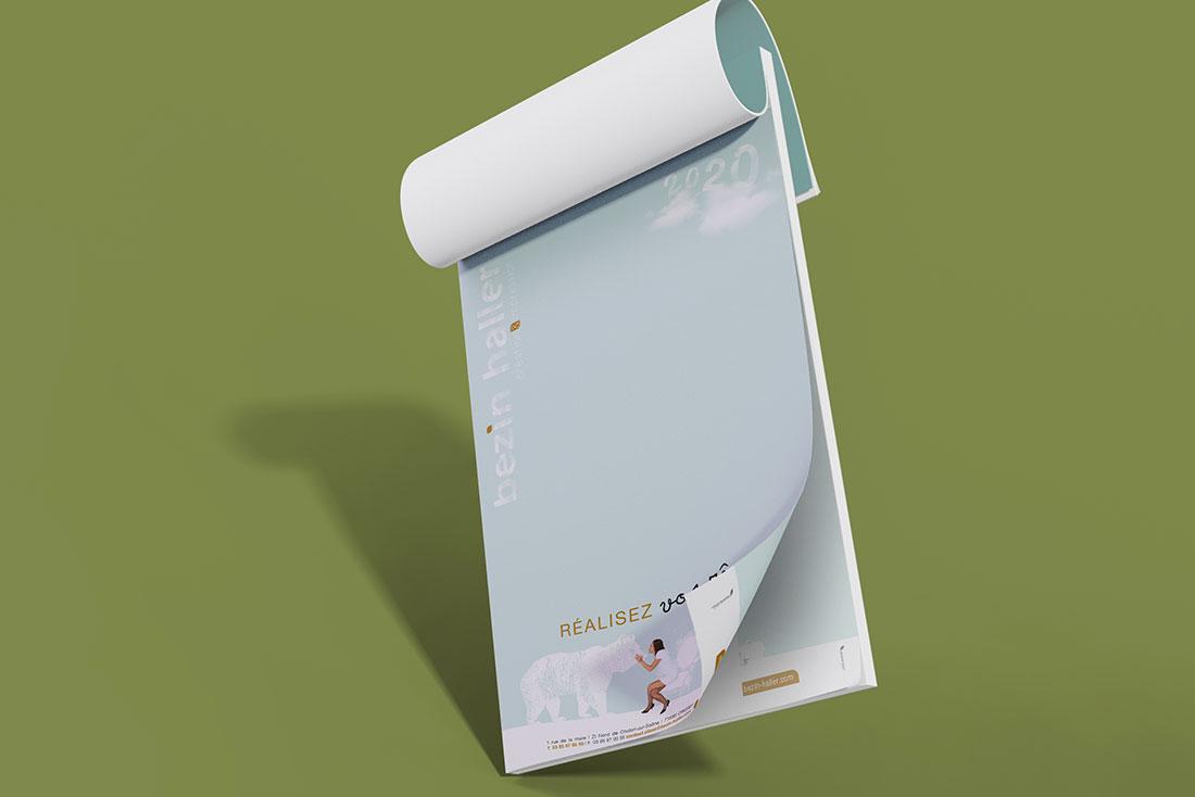 BEZIN-HALLER-imprimés-2020---bloc-notes-A5---création-&-impression