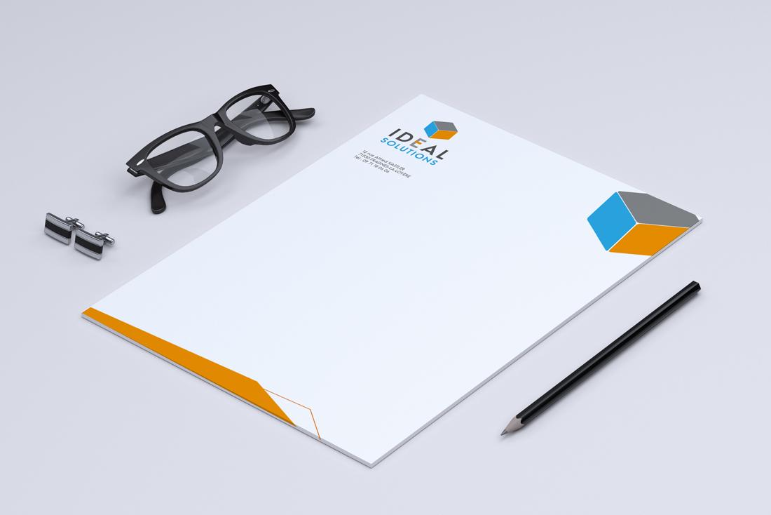 IDEAL-SOLUTIONS-identité-visuelle-BEZIN-HALLER