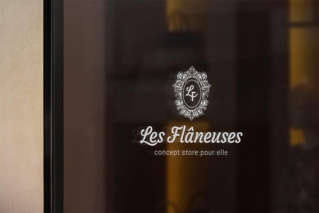 Logo LES FLANEUSES