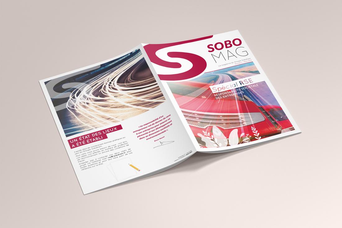 SOBOTRAM-SOBOMAG magazine-création-impression