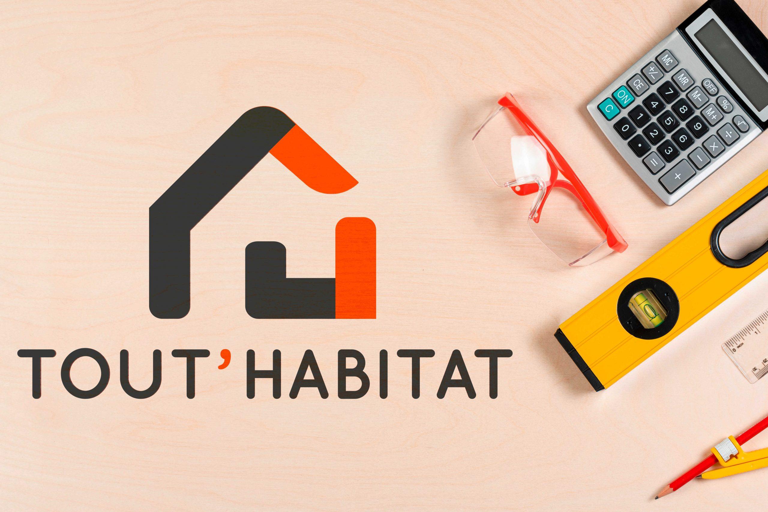 TOUT HABITAT refonte logo